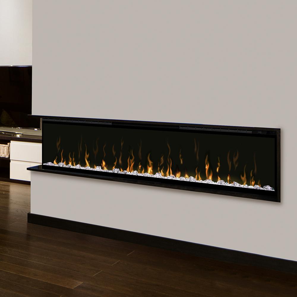 Dimplex Ignitexl 74 Linear Electric Fireplace