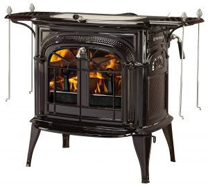 intrepid wood stove