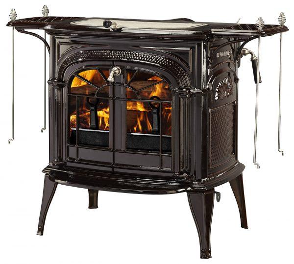 intrepid wood stove
