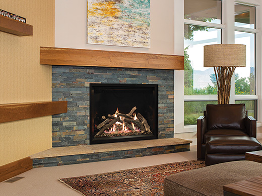 American Hearth Renegade 40 Direct Vent Gas Fireplace