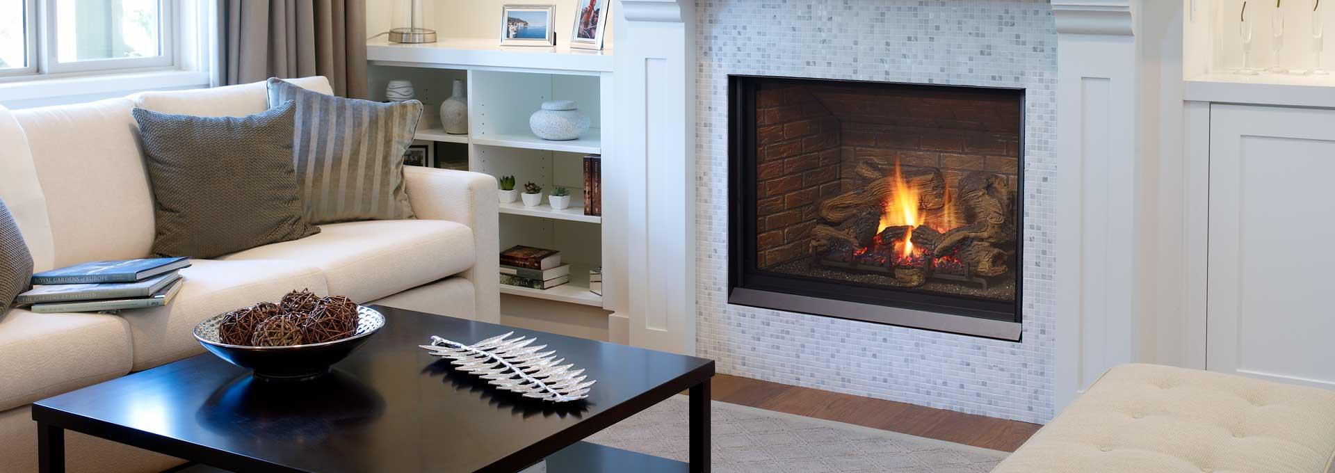 Regency Bellavista 41 Clean Face Direct Vent Gas Fireplace