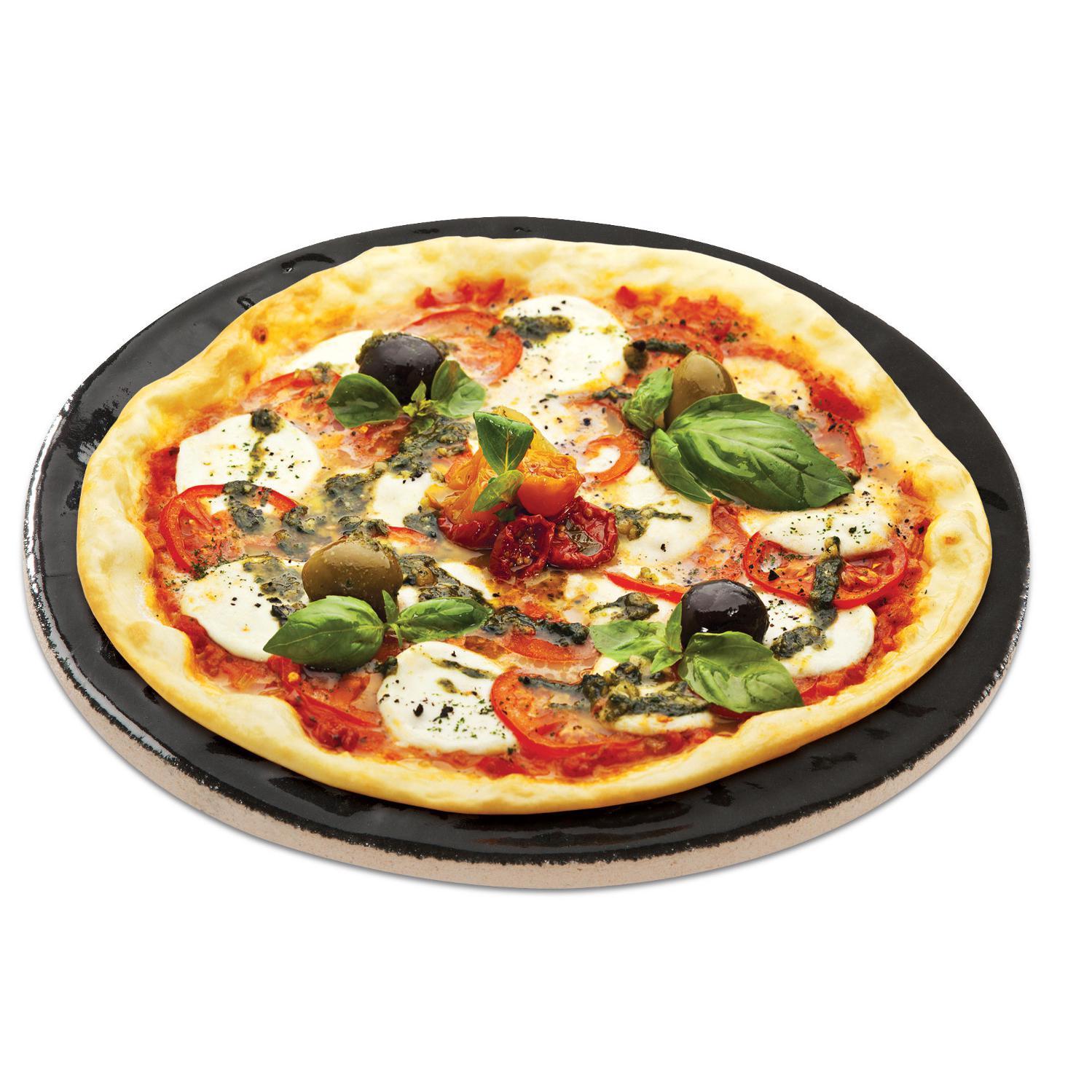 Primo Glazed 16 Inch Pizza Stone Colorado Hearth And Home