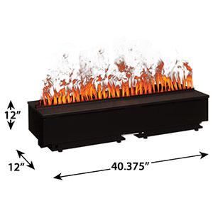 Dimplex 40 Opti Myst Pro 1000 Electric Fireplace Cassette Insert