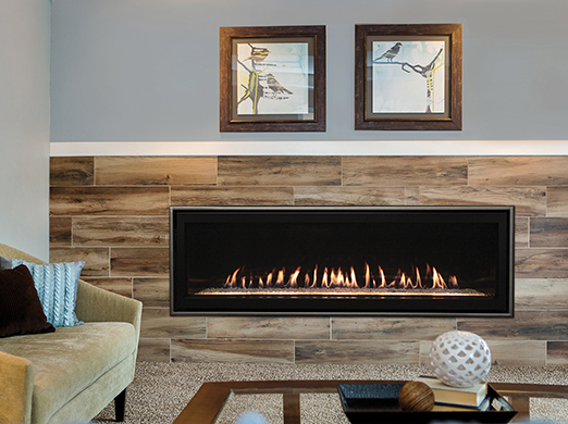 Linear Gas Fireplace >> American Hearth Boulevard 48 Linear Gas Fireplace
