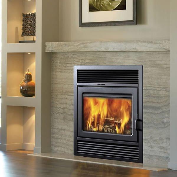 Supreme Galaxy Classic Wood Burning Fireplace