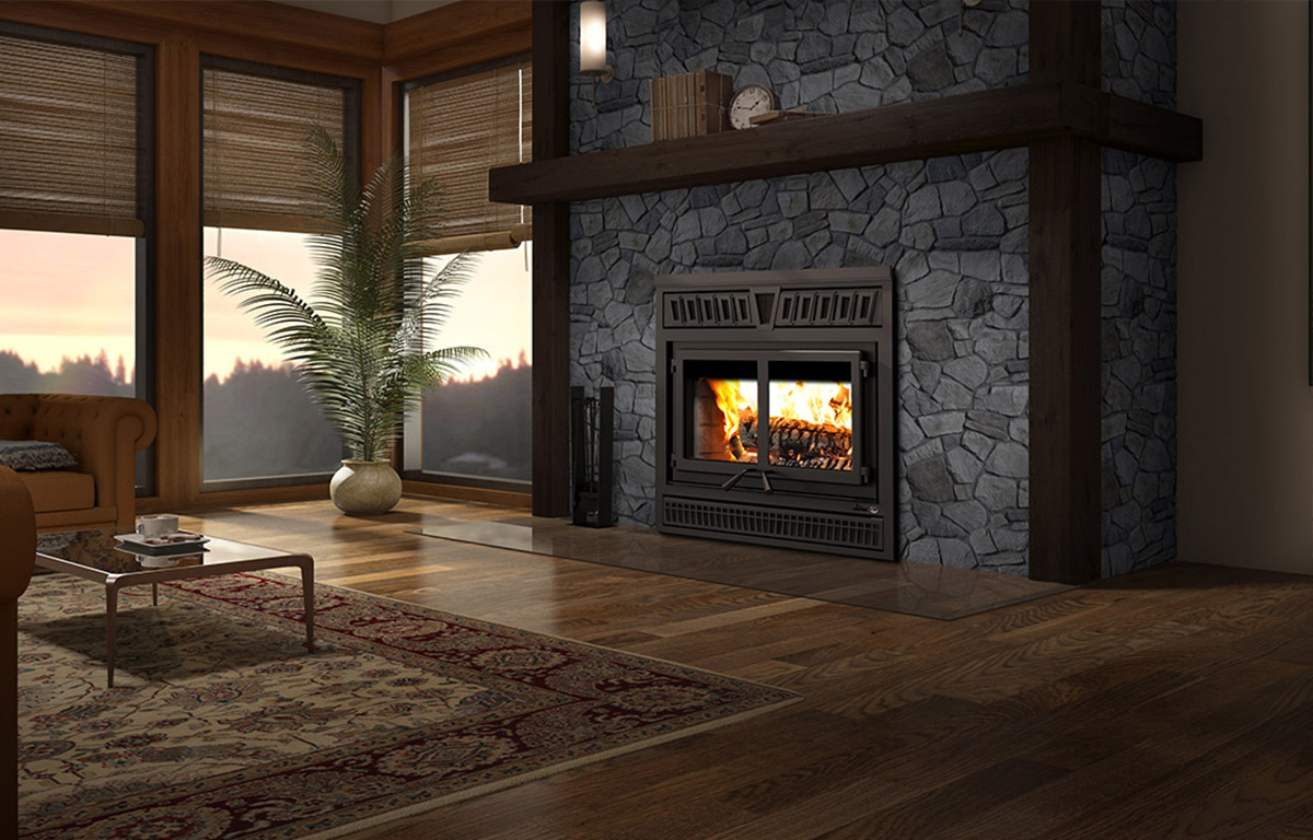 Valcourt Waterloo Wood Fireplace Colorado Hearth And Home
