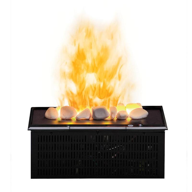 Peachy Dimplex Dfi400Lh Opti Myst Electric Fireplace Cassette With Heat Receptacle Download Free Architecture Designs Salvmadebymaigaardcom
