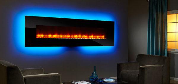 Majestic Electric Fireplace